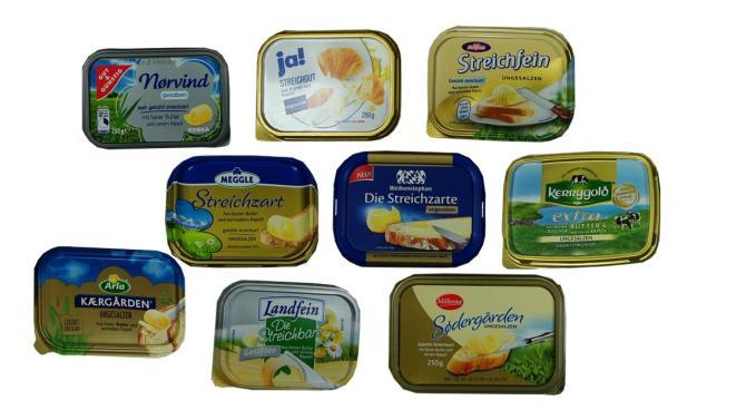 Butter Mit Rapsöl